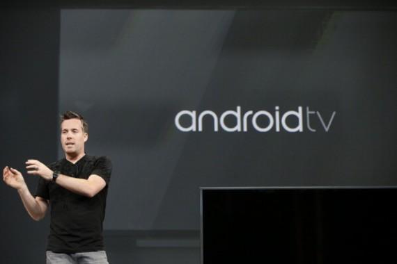 Android TV at 2014 Google I/O