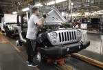 Fiat Chrysler's sales rose in June due to its Chrysler and Jeep brands.
