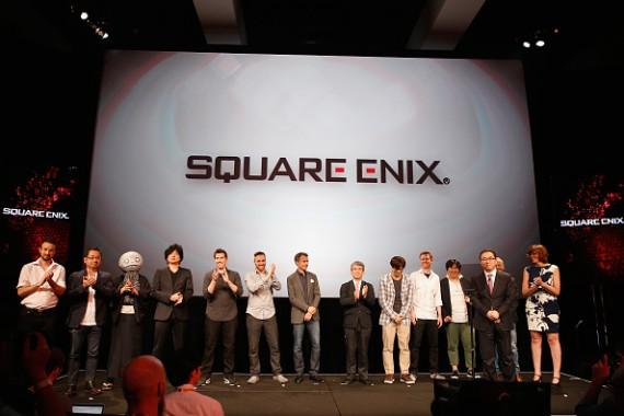 Square Enix at E3 2015