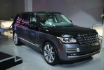 A Range Rover from Jaguar Land Rover