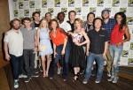 Heroes Reborn Comic Con