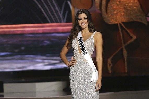 Paulina Vega reportedly said the Miss Universe 2015 pageant will happen in China