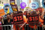 Fast-food workers in New York gets $15 minimum wage
