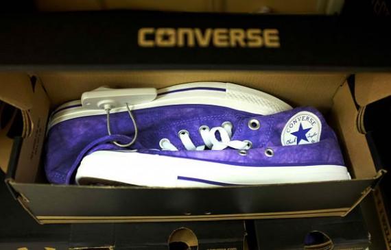 Converse's Chuck Taylors