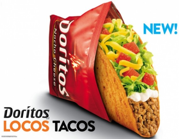 Taco Bell's Doritos Locos Tacos
