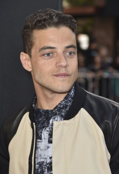 Mr. Robot lead cast Rami Malek