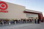 MIAMI, FL - NOVEMBER 27: Hundreds of guests shopped for Black Friday doorbuster deals at Target at the Black Friday At Target Dadeland South In Miami at Target Dadeland South on November 27, 2014 in Miami, Florida.