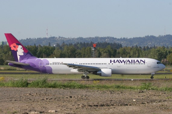 Hawaii Airlines 767-300