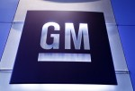 WARREN, MI - JUNE 5: A General Motors logo is shown at the General Motors Technical Center