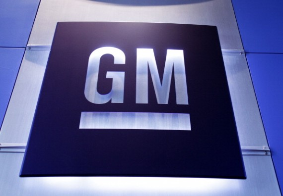 WARREN, MI - JUNE 5: A General Motors logo is shown at the General Motors Technical Center