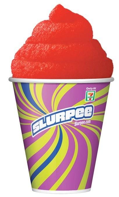 7-Eleven brand Slurpee drink