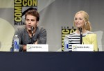Comic-Con International 2015 with Paul Wesley and Candice Accola