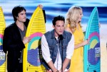 Teen Choice Awards 2012 with Michael Trevino