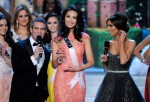 China during the Miss USA 2012 pageant
