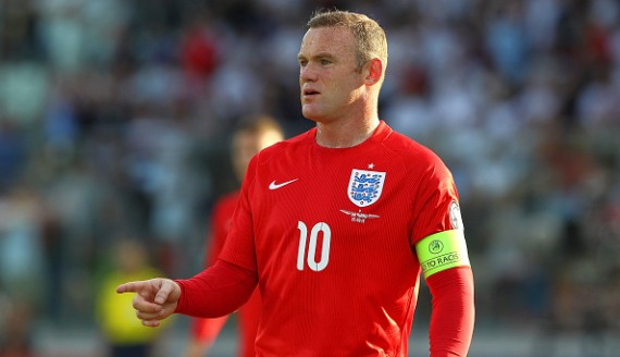 Wayne Rooney's England goal record is now at 49 to tie the highest which is also owned by Sir Bobby Charlton
