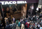 Taco Bell Redefines Fast Food Experience with New Urban Restaurant Concept, Expands into Urban Markets