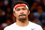 Manny Pacquiao's next fight expected to take place next year