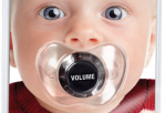 Fred and Friends Chill Baby Pacifier