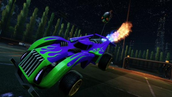 Rocket League Oddworld DLC
