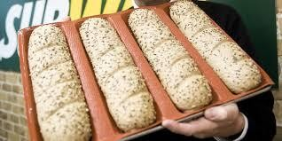 Subway Restaurant Bread