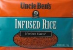 Uncle Ben's Infused Rice Bag