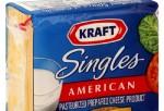 Kraft Single Cheese Slices Package