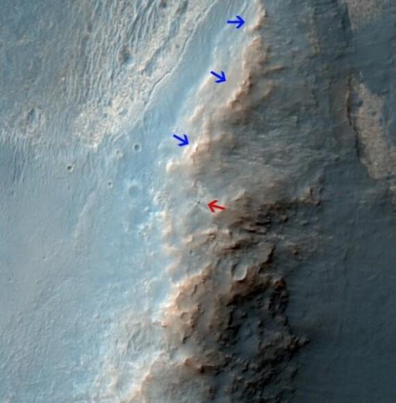 NASA Mars Opportunity Rover