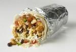Chipotle's Sofritas Vegan Tofu Burrito