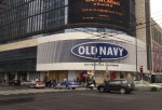Old Navy Store in Shanghai China