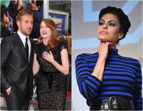Ryan Gosling To Ditch Eva Mendes For Emma Stone? 'He Is ...