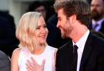 Following Split With Chris Martin, Jennifer Lawrence Finally Decides To Date 'Hunger Games' Co-star Liam Hemsworth?