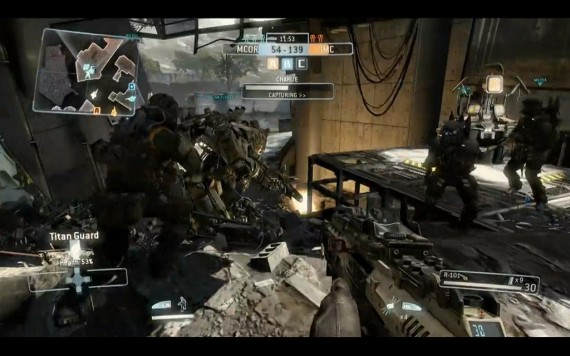 Xbox One Updates for Titanfall