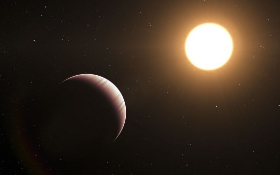 Exoplanet Discovered
