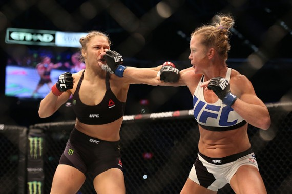Ronda Rousey VS. Holly Holm Rematch to be held July next year