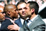 For 'Superbowl of Boxing': Oscar De La Hoya Drops Wants To Make Peace W/ Floyd Mayweather Jr For Joint Venture