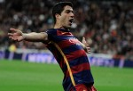 Luis Suarez is one of the heroes for Barcelona in their win vs rivals Real Madrid