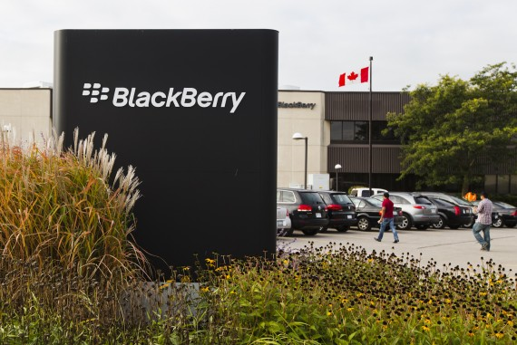 Blackberry Global Headquarters