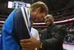 Dallas Mavericks star Dirk Nowitzki reacts on Kobe Bryant's retirement