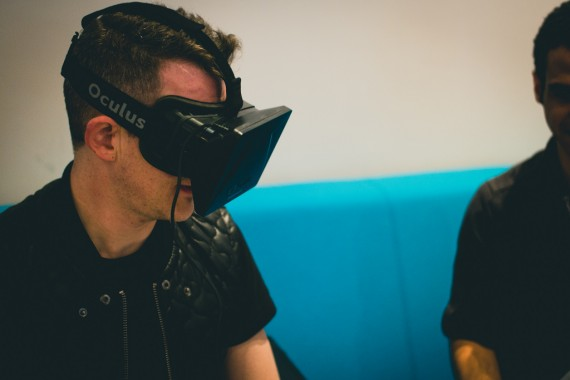 Facebook and Oculus VR Deal