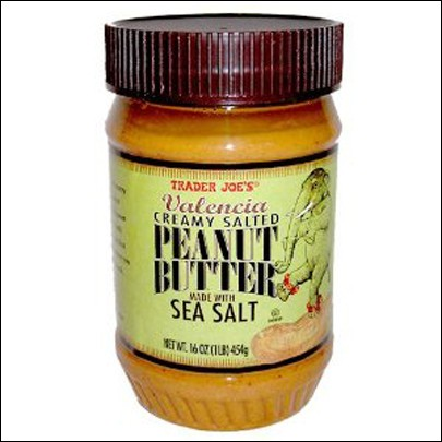Trader Joes Peanut Butter