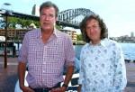 Jeremy Clarkson, James May