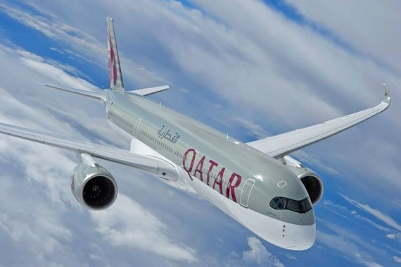 Qatar Airways Airbus A350