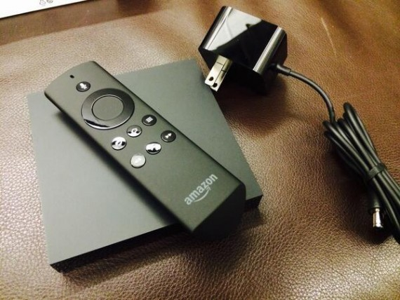 Amazon Fire TV Set Top Box