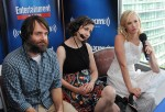 Will Forte, most left, talks about shocking scene in latest