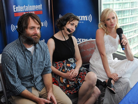 """Will Forte, most left, talks about shocking scene in latest """"The Last Man on Earth"""" Season 2 episode"""