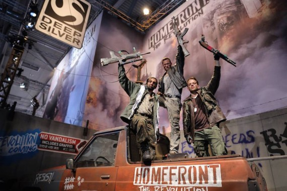 Deep Silver Reveals 'Homefront: The Revolution' Gameplay Details Prior Release Date!