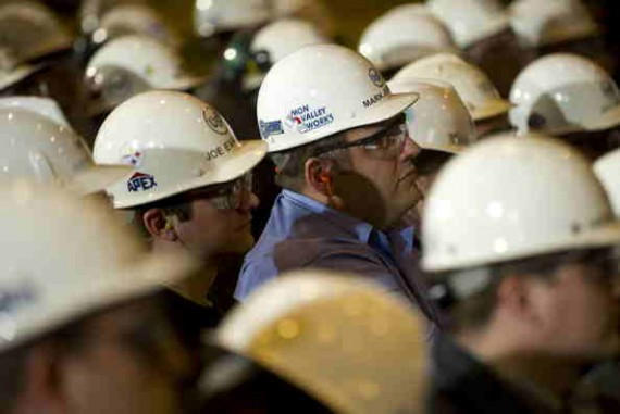 USW Reaches Tentative Agreement With U.S, Steel, Contract Awaiting Ratification From Members