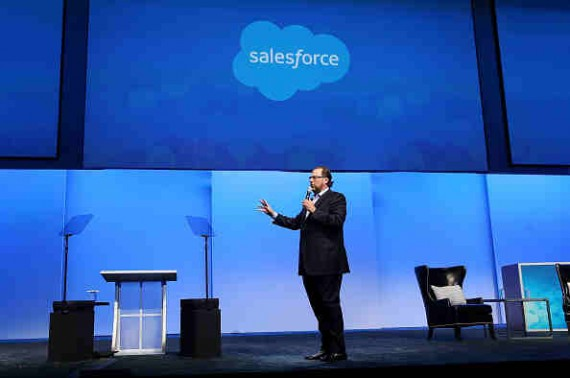 Salesforce Acquires SteelBrick, Combination Accelerates SteelBrick's Delivery Of Quote-To-Cash Applications