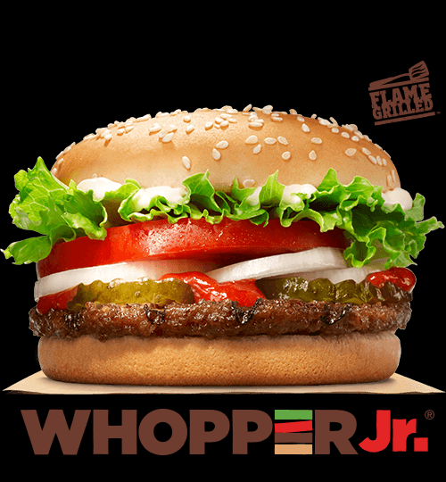 $3.99 WHOPPER® Jr. Meal Deal