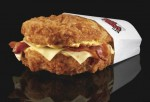 KFC Double Down Sandwich